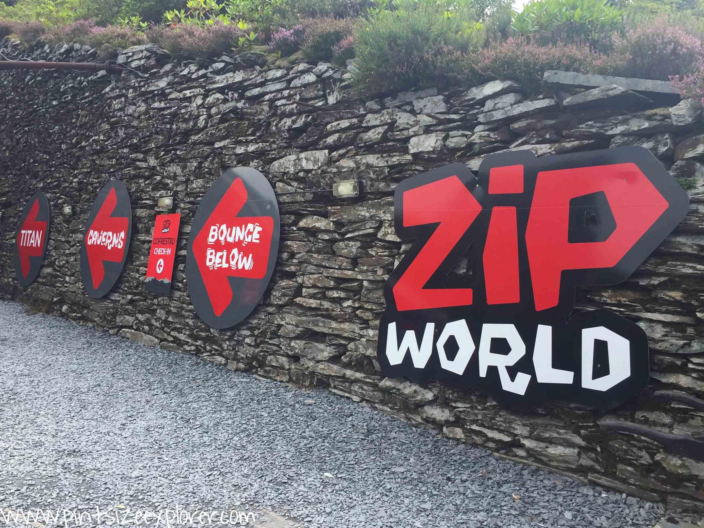 Zip World: Titan Zipline Adventure - Pintsize Explorer