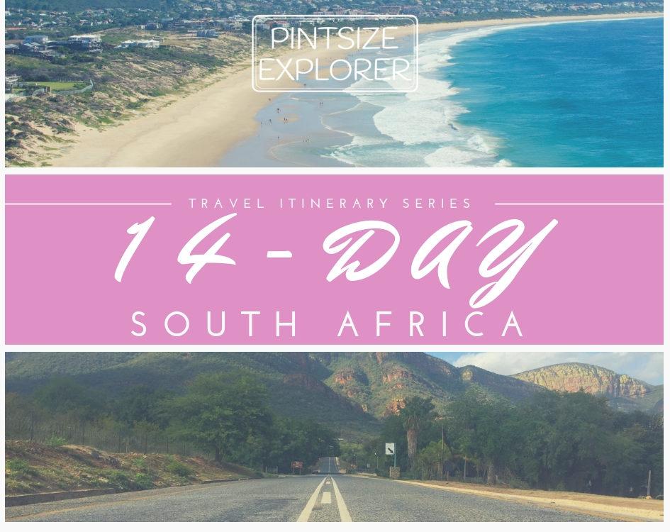 South Africa - Pintsize Explorer